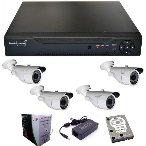 IP kamera rendszer