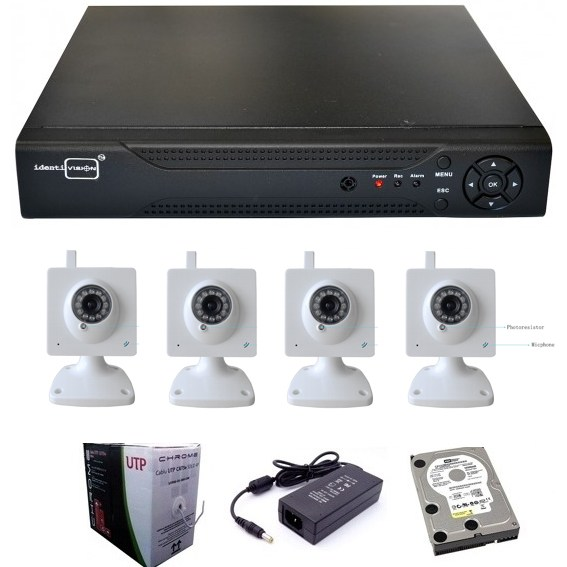 Wifi IP kamera rendzser